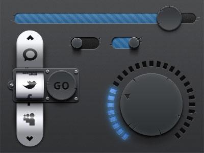 Derailed UI Set
