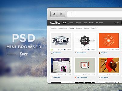 Mini Browser