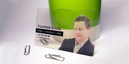 krivda business card