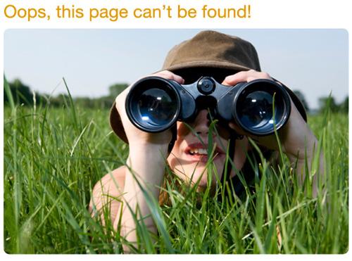 lightpost 404 error pages