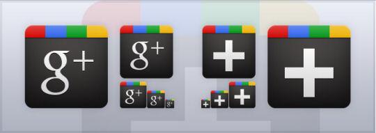 Free Google Plus One Icon Vector