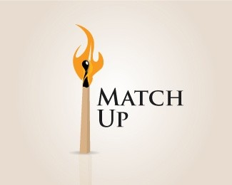 Match Up Logo Design