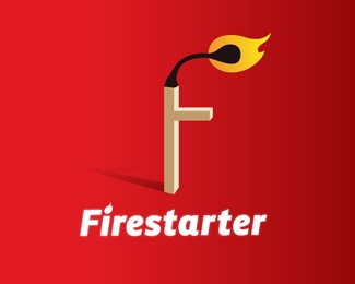 Firestarter Logo Design