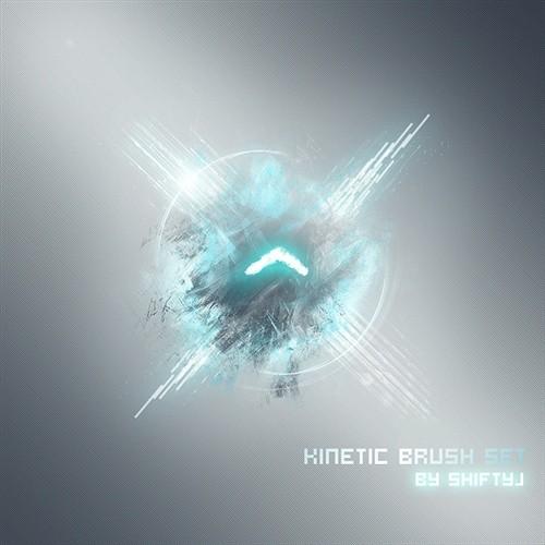 kinetic brush set