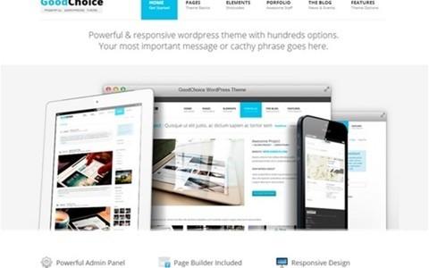 goodchoice – responsive multi purpose theme