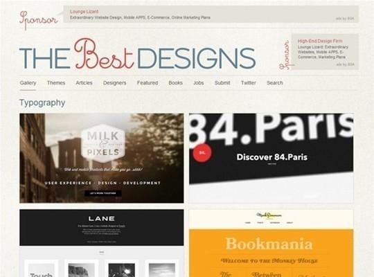 the best designs