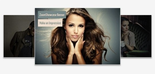 zoomshowcase – a jquery banner rotator