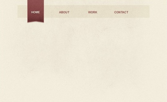 how to create a cool animated menu with jquery