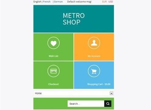 metroshop premium responsive magento theme