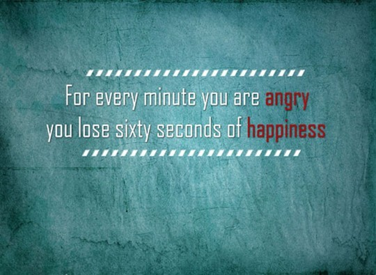 angry n happiness