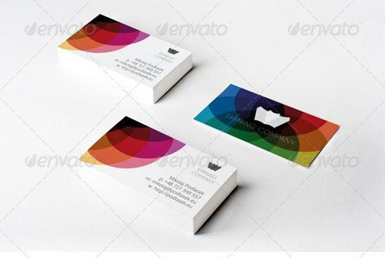 branding / business cards mock-up