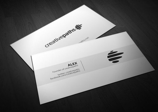 free business cards mockup (free)