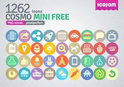 cosmo mini icons