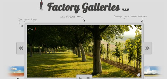 factory galleries