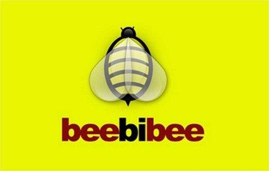bee bi bee - logo psd file