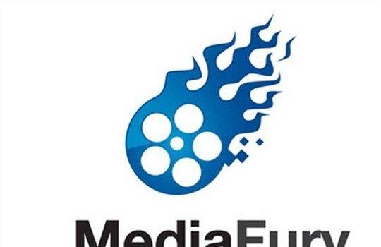 media fury productions - logo psd file