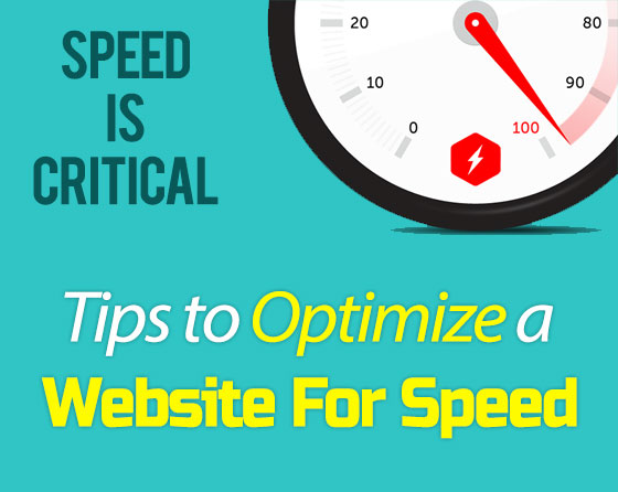 Tips To Optimize a Website for Speed