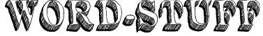 Word-Stuff Font