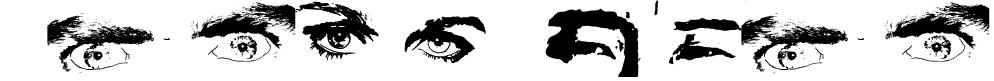 Eye Spy Font