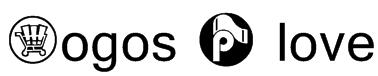 Logos I love Font