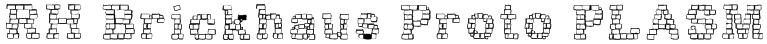 RH Brickhaus Proto PLASM Font