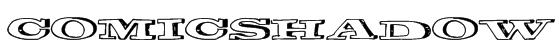 ComicShadow Font
