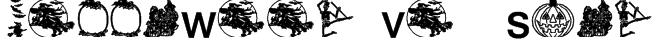 Helloween version 2 Font