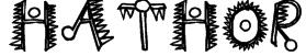 Hathor Font