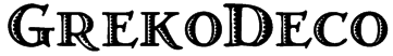 GrekoDeco Font