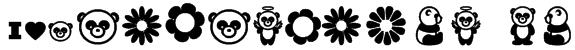 Pandamonium BV Font