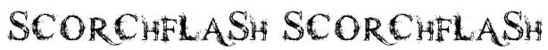 scorchflash scorchflash Font
