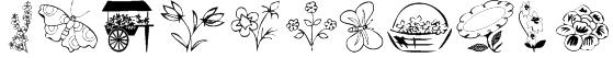 KR Spring Me Font