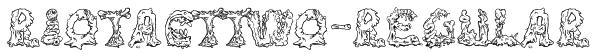 RiotActTwo-Regular Font
