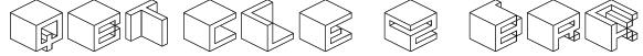 Qbicle 2 BRK Font