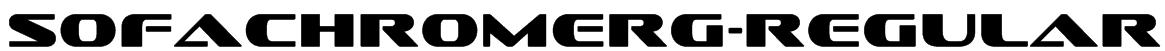 SofachromeRg-Regular Font
