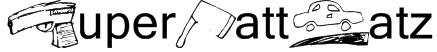 SuperMattBatz Font