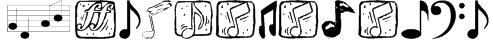 Musicelements Font