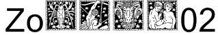Zodiac02 Font