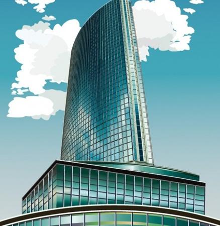 creative,design,download,graphic,illustrator,new,original,vector,web,modern,buildings,unique,vectors,architecture,skyline,quality,stylish,offices,skyscraper,fresh,high quality,city skyline vector