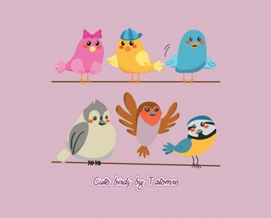creative,cute,design,download,graphic,illustrator,new,original,twitter,vector,web,birds,cartoon,unique,animated,vectors,icons,quality,stylish,fresh,high quality,ui elements,bird on a wire vector