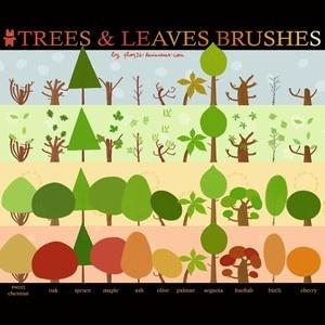 nature brush