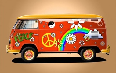 creative,design,download,graphic,illustrator,love,original,red,van,vector,web,flowers,rainbow,hippie,unique,vectors,generation,peace,quality,stylish,fresh,high quality,70s,hippie van,seventies,volkswagon,yin yang vector