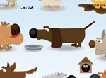 10 Hilarious Cartoon Dog Vector Illustrations