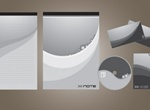 Wave Design Stationary Vector Pack
