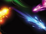 Electric Vector Light Special Effects