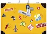 My Favorite Vector Travel Suitcase