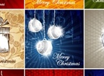 Christmas Ornaments Gift Vector Elements