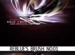 Reblues Brush No.01