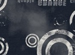 Double Grunge Circles