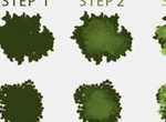 Tree Brushes Tutorial And Brushes